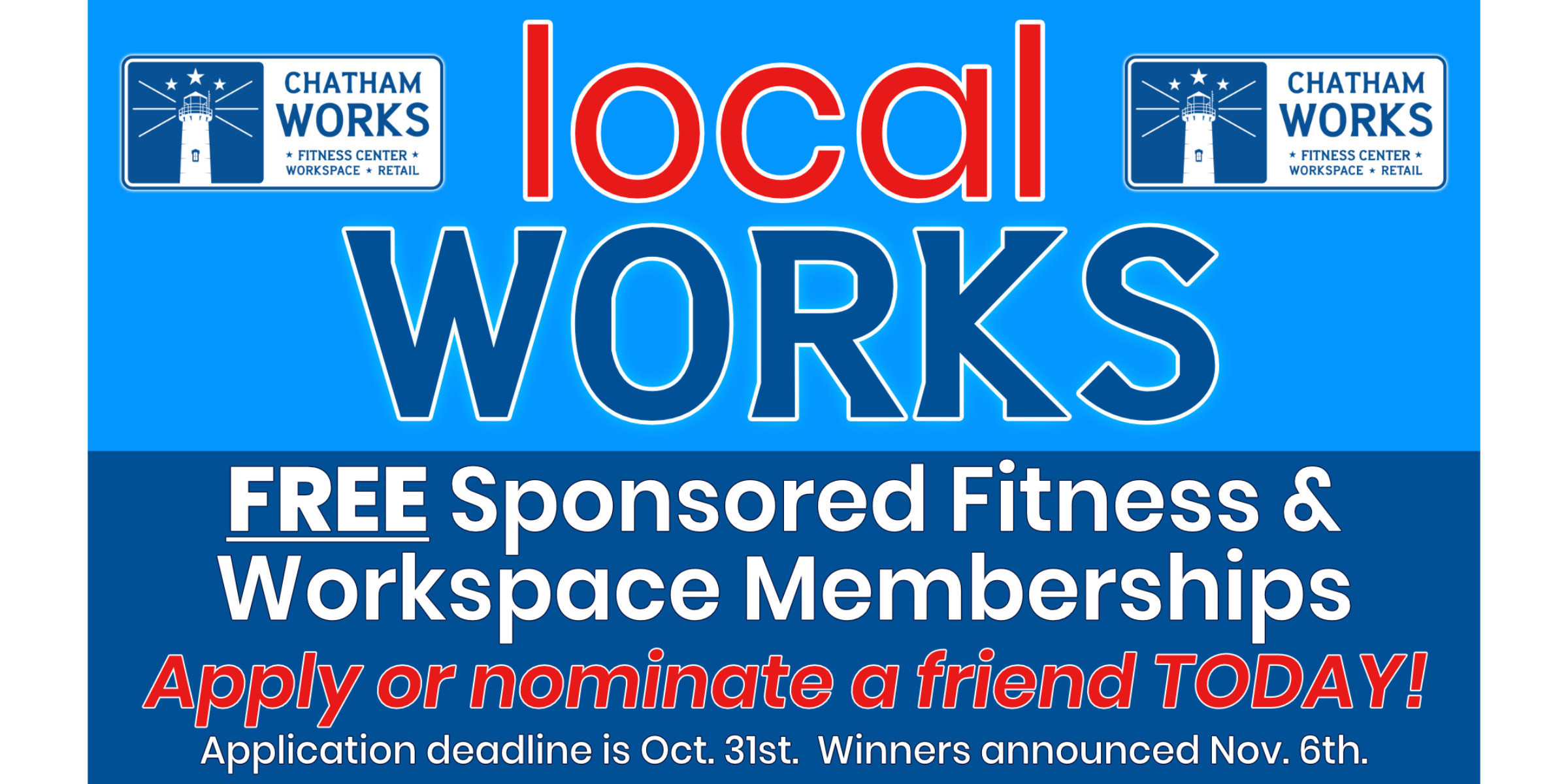 Local Works homepage